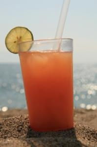 Caribbean-rum-punch