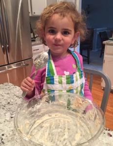 Georgia is a muffin master...